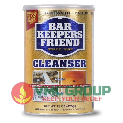 BOt Bar Keepers Friend Cleanser & Polish
